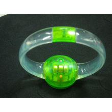 звук контролируемый LED подсветка браслет горячий продавать