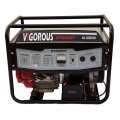 6kw Dual Fuel Gas oder LPG Elektro Start Portable Generator