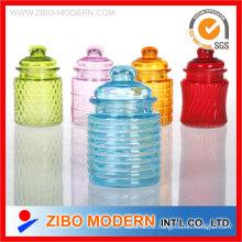 Small Glass Jar