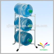 Supermarkt heißen Verkauf abgefüllt Wasser 3 Reifen Metall Display Rack