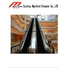 Escada rolante de 600 mm de largura com 30 graus