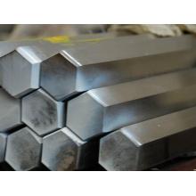 ASTM Standsrd Acero inoxidable Barras hexagonales en frío
