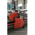 Table de découpe de verre semi-automatique en ligne droite