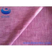 Plain Purple tecido de impressão super suave tecido (BS9064)
