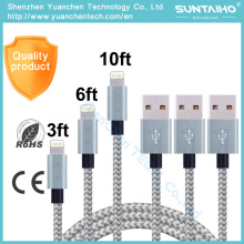 Fast Charging Sync Data USB Cable for iPhone6 6s Plus