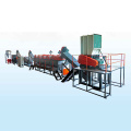 PE film washing recycling line