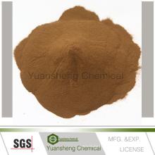 Formaldeído aditivo do Sulfonate do Naphthalene de matéria têxtil