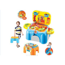 Stool Play Set Toy for Deluxe My First Tool