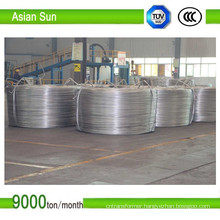 9.5mm Aluminum Connecting Electrical Wire Rod with Bottom Price