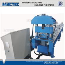 Grat-Kappenrolle der hohen Geschwindigkeit 2014, die Maschine für Metall glasig-glänzendes Dach bildet