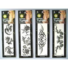 Bj-Tos-006 Fluorescent Tattoo Sticker