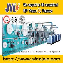 2015 New Sanitary Napkin Disposal Machine Precio (CE aprobado)