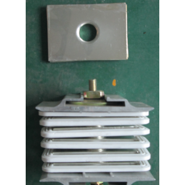 aluminum busbar trunking connector