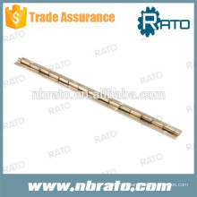 RPH-105 bisagra de piano chapada en oro