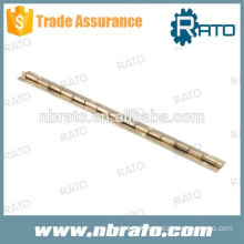 RPH-105 gold plated small piano hinge