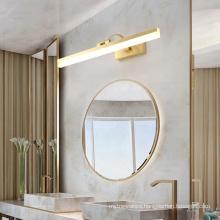 Modern bathroom lamp lighting wall lamp interior mirror led wall light