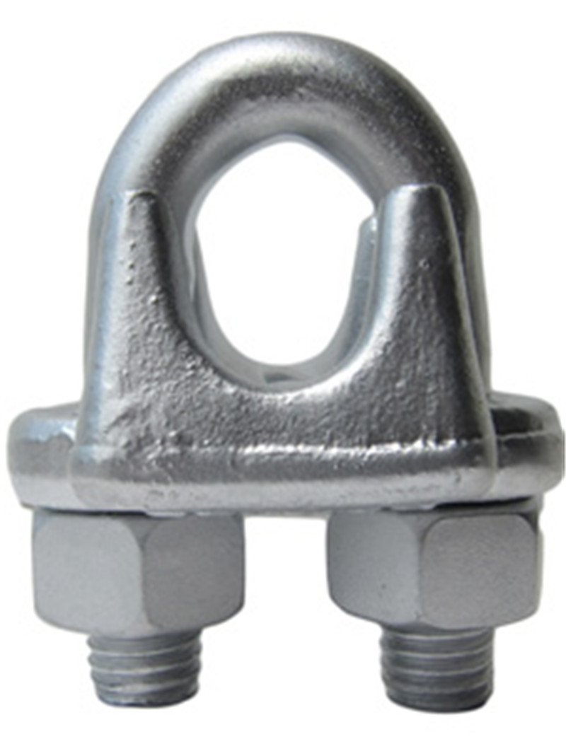 Forged Fixed Grip Mono-Cable Circulating Bucket Lift Parts