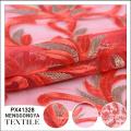 Chine usine Professionnel beau tissu net brodé