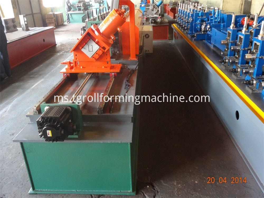 Steel Drywall Profile Machine