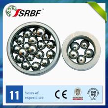 Fabricante de fábrica rolamento de esferas de arco profundo de aço cromado