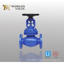 Válvula de globo de clase 150 Wcb (J41H-10/16/25)