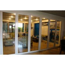 Aluminum Folding Door with European System
