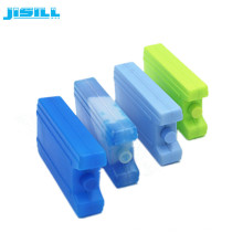 Emballage en plastique HDPE Cold Ice Pack Blue