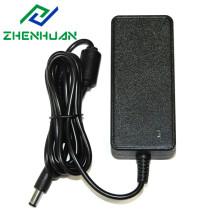 Carregador de bateria elétrica de íon de lítio de mesa 12.6v 2a