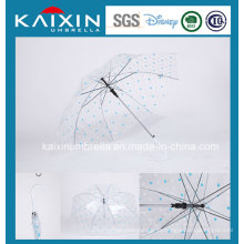 Top Quality Promotional Transparent Windproof Umbrella