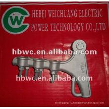 электрический провод кабельные зажимы/ струбцина напряжения/ струбцина напряжения