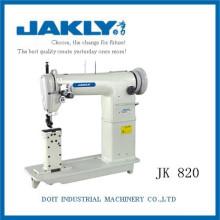 JK820 Ohne strahlung und Nizza DOPPELNADEL Post Bett doppel-nadel Heavy Duty Steppstich Industrie Nähmaschine