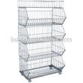 Langlebige Wire Mesh Container/verzinkt Platten Draht / Wire Mesh Panel geschweißt