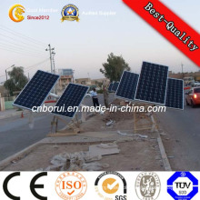 60W LED Solar Street Light with Poles DC12V/DC24V Cheap Street Light