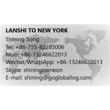 Foshan Lanshi to United States New York