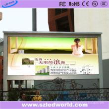 Le panneau d'affichage à LED de P8 32 x 16 points économisent l'énergie