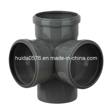 Pipe Fitting Mould (Skew Cross)