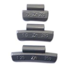 Zinc Clip-on Balance Weight for Aluminum Wheel (Ounce unit)