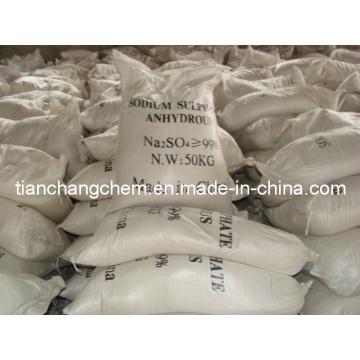Sulfato de Sódio Anidro (SSA) com 99% de Pureza