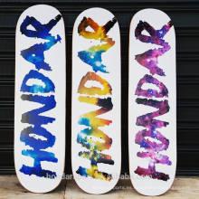 Las marcas profesionales de skateboard hondar para los skaters profesionales y adultos