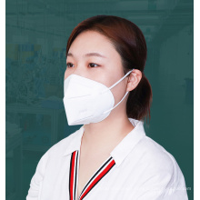Disposable Earloop Nonwoven Dust KN95 Face Mask