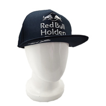 fashion baseball cap with metal 3D offset printing logo