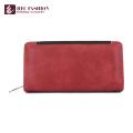 HEC Lange Geldbörsen Reisepassinhaber Multifunktionale Brieftasche Für Frauen