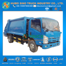 ISUZU 7cbm Waste Collector Truck