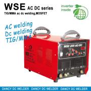 AC dc tig puls kaynak makinesi WSE 200