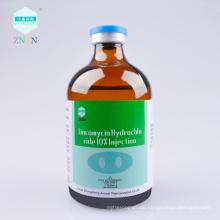 ZNSN neue Technologie Lincomycin Hydrochlorid 10% Injektion