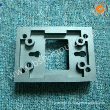 Vivienda de fundición a presión a troquel de la cámara del OEM de la aleación de aluminio con el limpiador