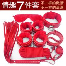 Adult Sm Sexy Produkt, Leder Sexspielzeug, Bondage Produkt Injo-Sm001