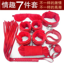 Adult Sm Sexy Product, Leather Sex Toys, Bondage Product Injo-Sm001