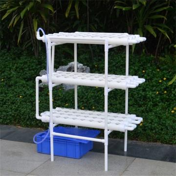 Tubi in PVC Indoor Grow Kit NFT Hydroponic System