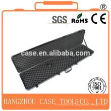 harte Waffe Box/ABS Pistole Box mit Alu-Rahmen/Kunststoff Pistole box